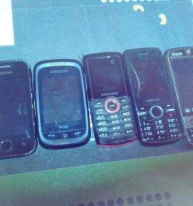 Продаю телефоны на запчасти!!!.