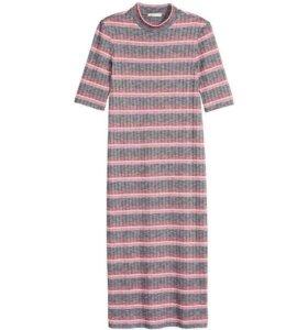Платье H&m 32 размер