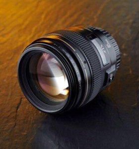 Canon EF 85 mm f/ 1.8 USM
