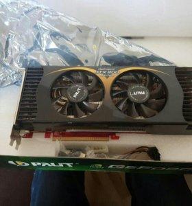 Видеокарта Geforce gtx260 обмен