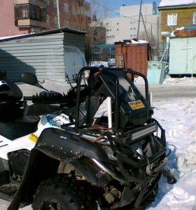 Квадроцикл CF moto x8