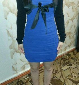Платье с туфлями