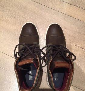 Ботинки Tommy Hilfigher осень/весна