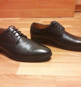 Кожаные классические туфли miris