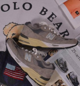 New Balance 991 vintage