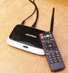Smart Tv box Q7 android