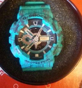 Часы casio  G-shock в наличии