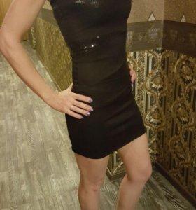 Платье бренд Tally Weijl новое коктейльное XS