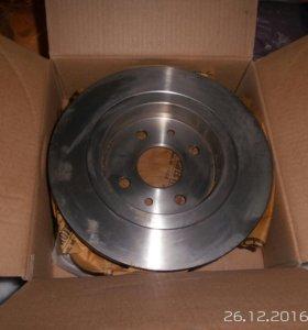 Тормозные диски.