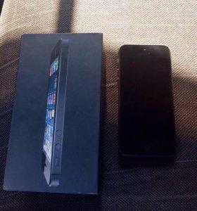 iPhone 5 na 16