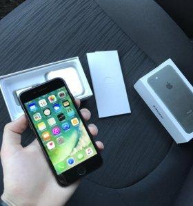 iPhone 7. Matte black.