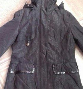 Куртка весенная