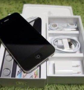 Айфон 4s 16gb как новый