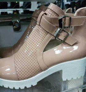 Сапоги полуботинки ботинки