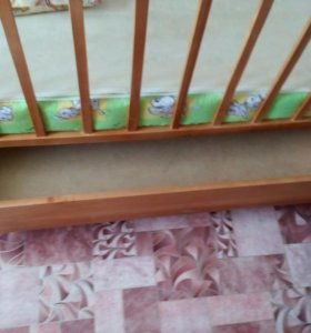 Кровать+матрац(+наматрасник)