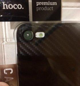 Ультратонкий чехол на iPhone 7