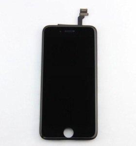 дисплей iphone 6 черный/белый