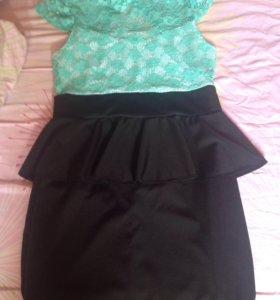 Платье р. 40-42 (обмен или продажа)