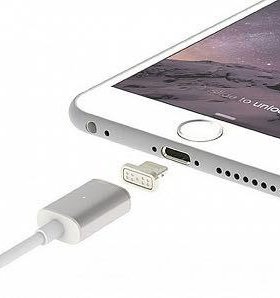 Магнитные зарядки на айфон