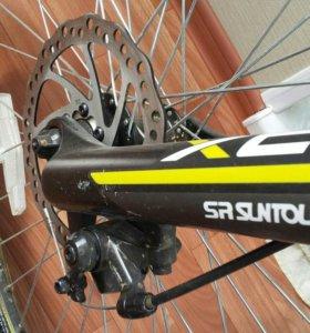 Велосипед. STELS ADRENALIN DISK