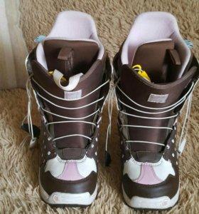 Ботинки для сноутборда