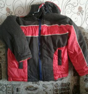 Куртка на весну для мальчика