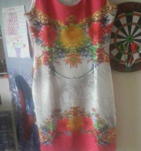 Платье НОВОЕ размер 42! Подойдет на 44!!!