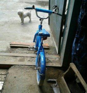 Велосипед деский