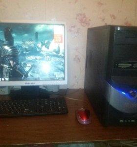 AMD 2 ядра 2 гига