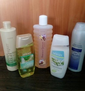 Уход за телом и волосами