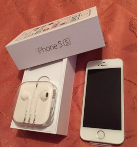 Продам новый iPhone 5s, 16 гб.