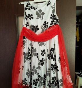 Платье раз.134-140