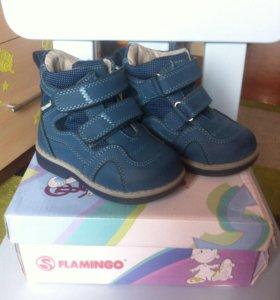 Ботиночки Фламинго р22