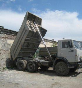 Камаз-самосвал10 тонн