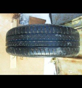 Колёса. летние шины, на литых дисках