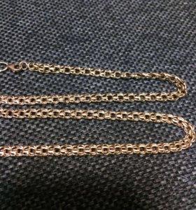 Продам золотую цепь