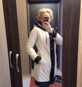 Пальто(куртка) демисезонное