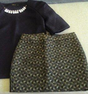 Кофта  и юбка INCITY