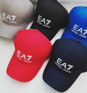 Кепки EA7