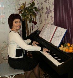Репетитор по пианино (сольфеджио)