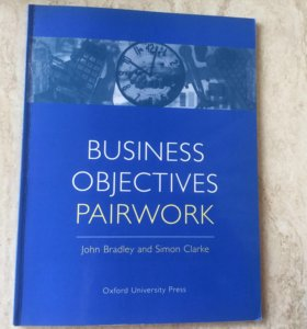 Business Objective Pairwork