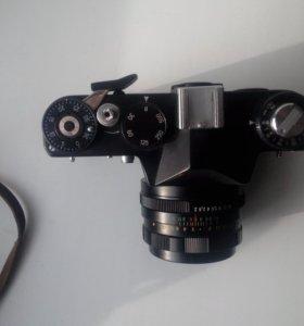 2 фотоаппарата зенит