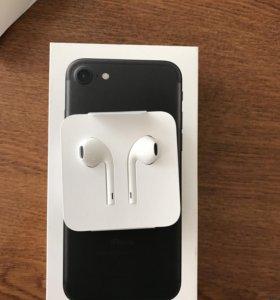 Наушники от iPhone 7 оригинал.