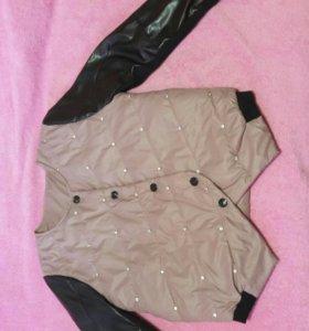 Куртка бумбер