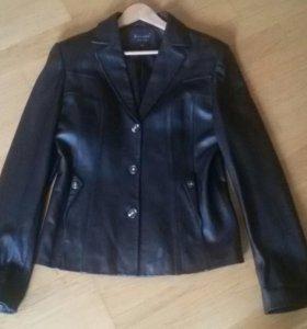 Кожаная куртка (пиджак)