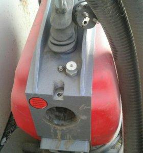 Машина для чистки каналов и труб