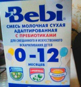 Молочная смесьBebi