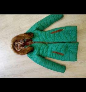Новая! Зимняя куртка