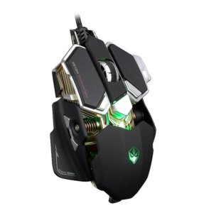 Игровая мышь Luom G10 Pl4000+ макросы