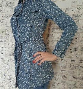 Платье-рубашка!